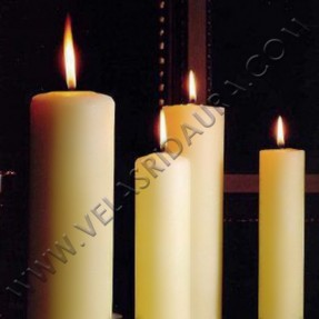 Vela para Altar - A Medida -